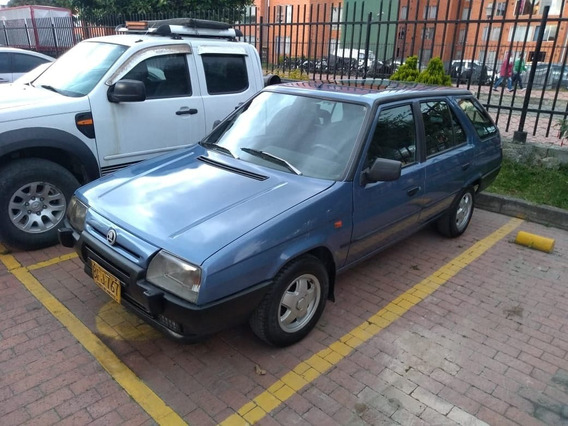 Skoda Forman Station Wagon 95