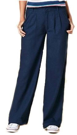 4845f2abf Calça Feminina Hering Pantalona Linho ( K05q ) - R$ 139,99 em ...