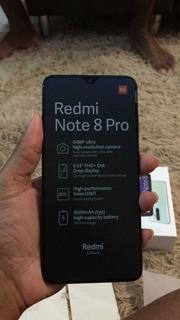 Celular Xiaomi Note 8 Pro 128 Gb Verde Pronta Entrega