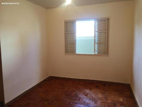Casa Para Locação Em Mogi Das Cruzes, Alto Ipiranga, 2 Dormitórios, 1 Banheiro, 1 Vaga - 2133