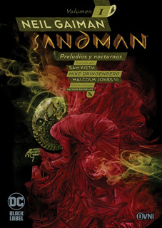 Cómic, Dc, Colección Black Label: Sandman Vol. 1 Ovni Press