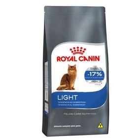 Ração Royal Canin Light - Para Gatos Adultos - 400g.