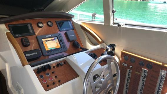 Lancha Ferreti 500 - Intermarine 50, Azimut 50