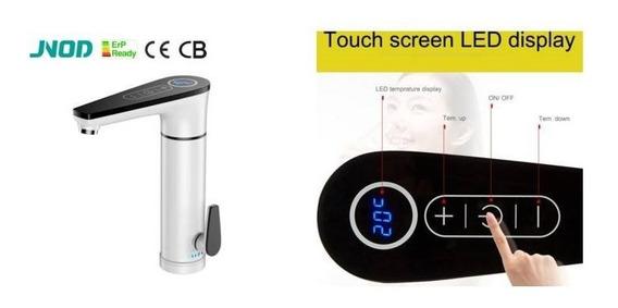 Torneira Residencial Digital Banheiro Cozinha Temperatura