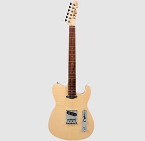 Guitarra Tagima Elétrica Telecaster Cacau Santos Cs3 Alder