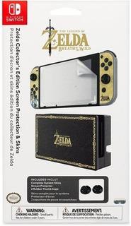 Mica Y Skin Nintendo Switch The Legend Of Zelda (d3 Gamers)