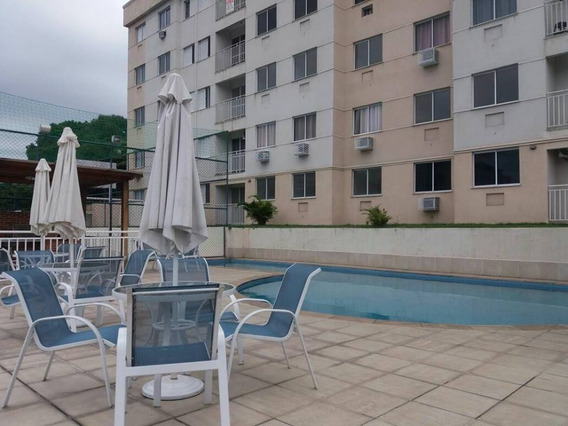 Colubandê - Apartamento 3 Quartos No Villagio Dos Pássaros Com Piscina E Lazer - Ap00017 - 32958561