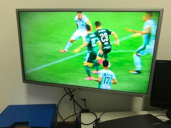 Smart Tv 32 LG 32lj600b Led Hd Com Webos