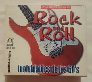 Rock And Roll Inolvidables De Los 60