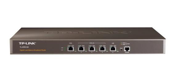 Tp-link Tl-er5120 5-port Gigabit Multi-wan Carga Roteador