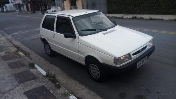 Fiat Uno 1.0 Mpi Mille Fire 8v Álcool 2 Portas Pneus Novos