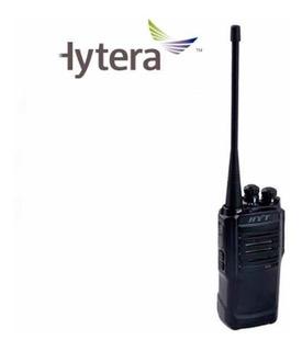 Radio Profesional Analógico Portátil Hytera Vhf 16 Ch 5watts