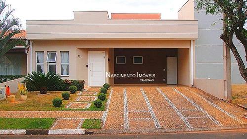 Casa Com 3 Suítes À Venda, 177 M² Por R$ 746.000 - Jardim São José - Paulínia/sp - Ca0254