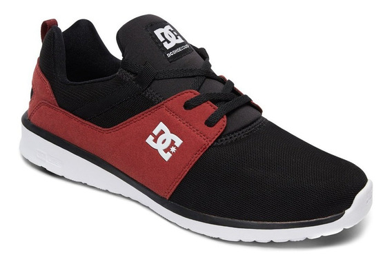 Tenis Hombre Heathrow Adys700071 Bo2 Dc Shoes Negro