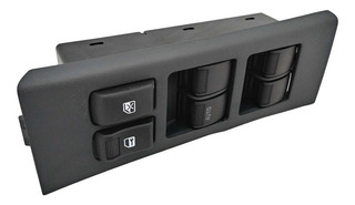 Interruptor Dos Vidros Lado Motorista S10 Nova Gm 94728492