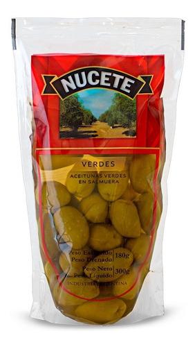 Aceitunas Nucete Verdes Doypack X 180 Gr