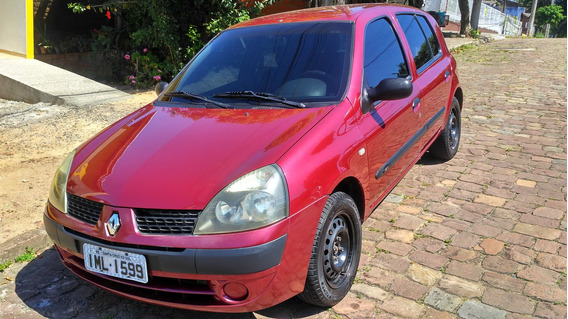 Renault Clio Authentique 2005 1.0 16v
