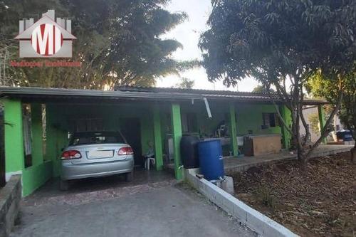 Ótima Chácara Com 01 Dormitório, Pomar, Excelente Localização, À Venda, 1130 M² Por R$ 200.000 - Zona Rural - Pinhalzinho/sp - Ch0754
