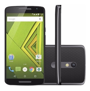 Motorola Moto X Play Xt1563 32gb, 21mp 4g Dual Chip - Novo