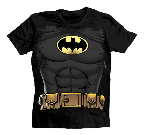 Playera Torso Batman