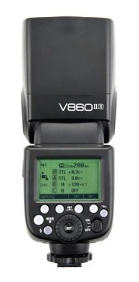 Flash V860 Ii Ttl Hss Godox Para Sony