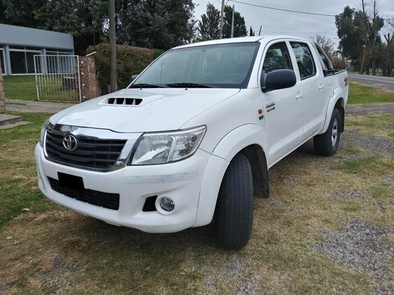 Toyota Hilux Sr 3,0 T Diesel Dob./cab. 4x4 Full