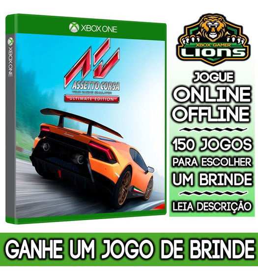 Assetto Corsa Ultimate Edition Xbox One + Brinde