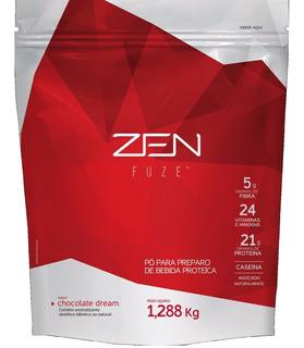 Whey Protein - Zen Fuze Jeunesse - Chocolate - 1,288g