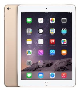 """iPad Apple Air 2ª Generación 2014 A1567 9.7"""" 128GB gold con memoria RAM 2GB"""