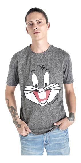Playera Looney Tunes Bugs Bunny De Hombre C&a 1060097