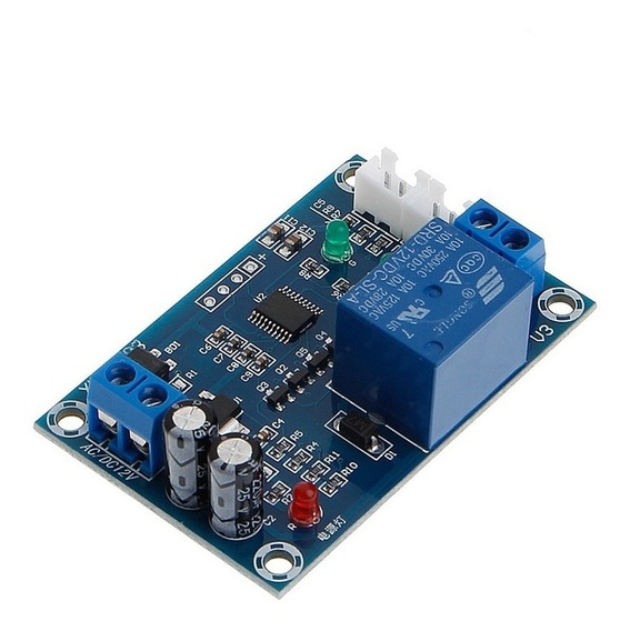 Xh-m203 Controlador Automatico Nivel Agua Tanque 12v Rele