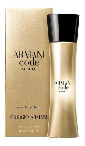Perfume Armani Code Absolu Edp Feminino 50ml