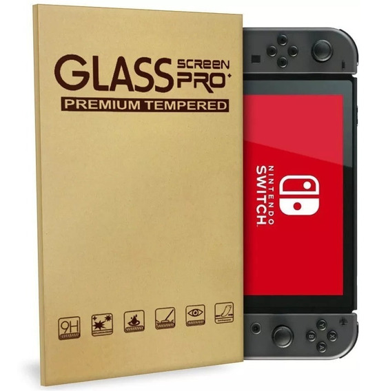 Protetora Película Nintendo Switch Vidro Temperado Glass Pro