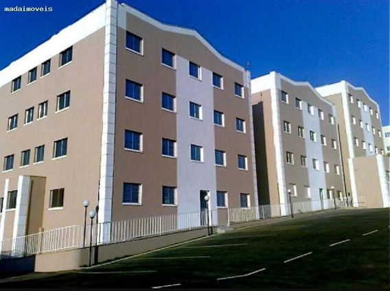 Apartamento Para Locação Em Mogi Das Cruzes, Vila Suíssa, 3 Dormitórios, 1 Banheiro, 1 Vaga - 2680