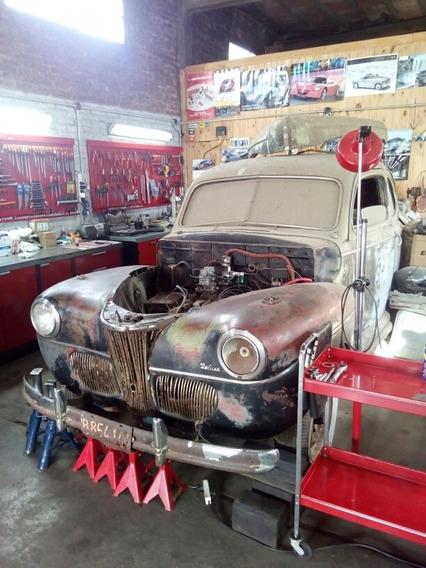 Ford Coupé 1941 V8 Flathead