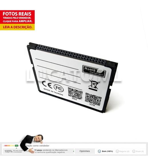 Adaptador C/ Wifi Microsd Para Compact Flash Até 12x S/juros