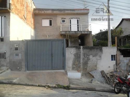 Imagem 1 de 13 de Sobrado Residencial À Venda, Jardim Fazenda Rincão, Arujá - So0058. - So0058