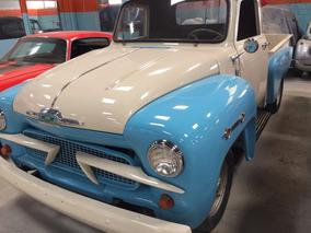 Gm/ Chevrolet Brasil - 1956 - Restaurada