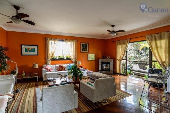 Apartamento Com 3 Dormitórios À Venda, 200 M² Por R$ 3.500.000,00 - Moema - São Paulo/sp - Ap5798