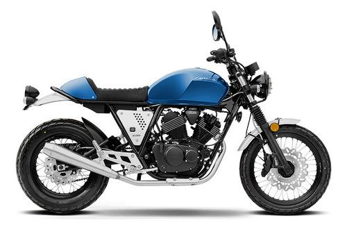 Moto Zanella Ceccato V250 I 0km Urquiza Motos Cafe Racer