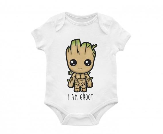Body Bebê Baby Groot Tam M Artgeek