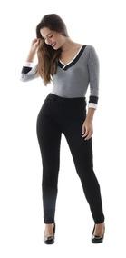 Calça Jeans Barata Liquidação Cintura Alta Com Lycra