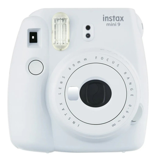 Camera Instax Mini 9 Instantanea Branco Gelo Fujifilm