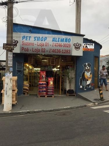 Casa Comercial Em Jardim Emília  -  Poá - 2257