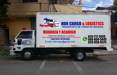 Alquiler De Camiones Con Y Sin Chofer Y Transporte De Carga