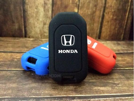 Capinha Premium Honda Chave Hrv Civic Fit Crv Wrv
