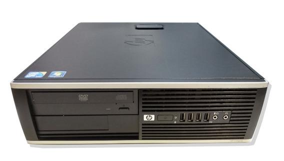 Computador Hp 8000 Elite 500gb 4gb Ram Core 2 Duo Não Trava