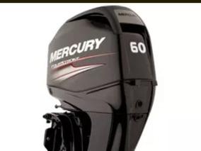 Motor Fuera De Borda Mercury 60 - 4 Tiempos Permuto
