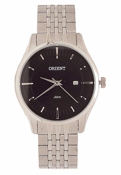 Relógio Orient Masculino Mbss1281 P1sx Original Nf Promocao