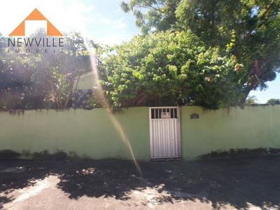 Casa Com 3 Dormitórios À Venda, 128 M² Por R$ 450.000 - Cajueiro - Recife/pe - Ca0178